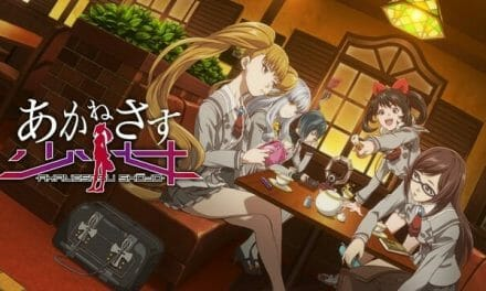 "Sentai Filmworks Acquires ""The Girl in Twilight"" Anime"