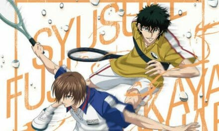 The Prince of Tennis OVA Gets Two New Key Visuals