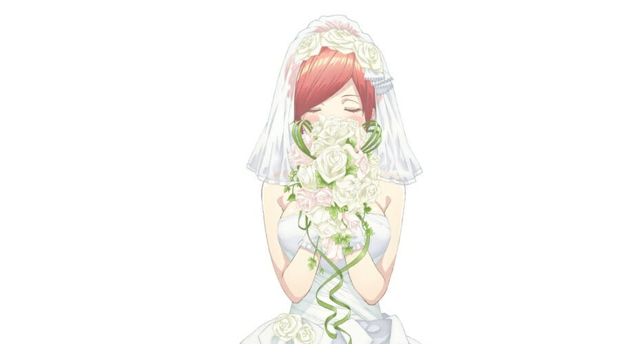 "Negi Haruba's ""The Quintessential Quintuplets"" Gets Anime TV Series"