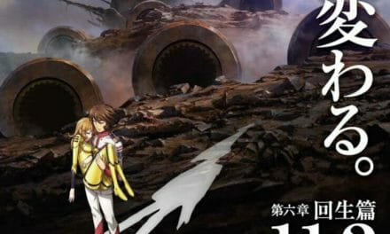 Second Space Battleship Yamato 2202: Regeneration Chapter Trailer Previews Closing Theme