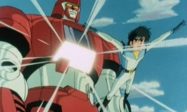 Discotek Licenses 1981 Mecha Anime God Mars