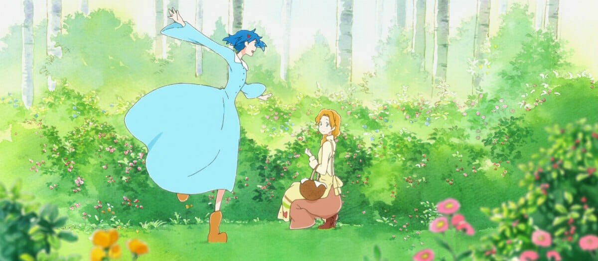 Eleven Arts Announces Liz and the Blue Bird Dub Cast