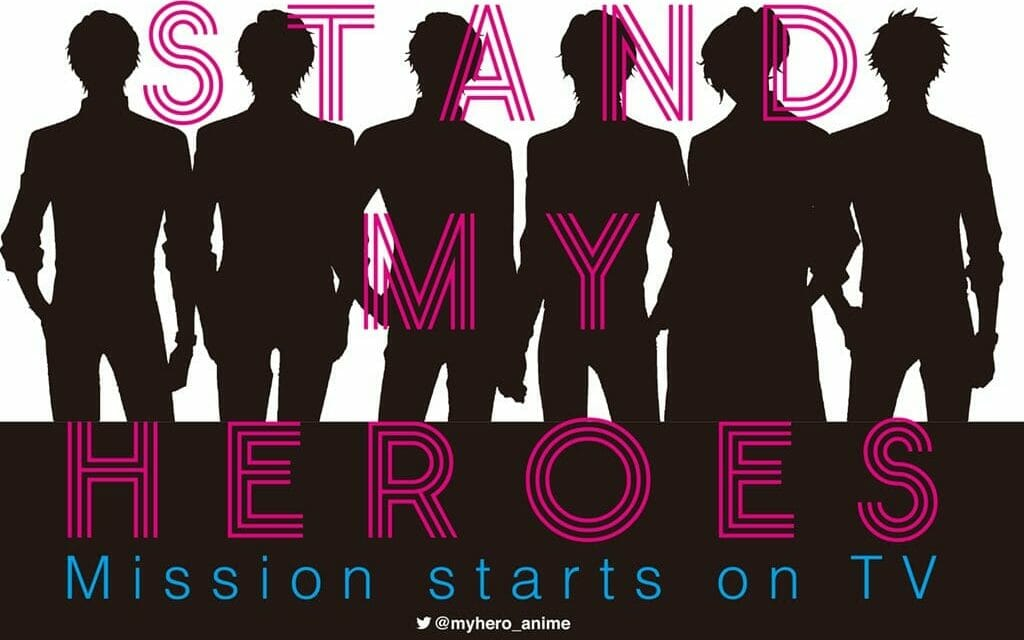 """Stand My Heroes"" Anime Gets New Trailer & Key Visual"