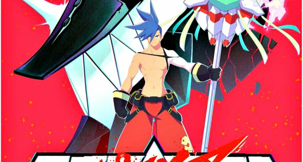 GKIDS Unveils Promare's English Dub Cast