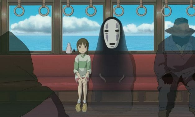 Eyes on Yokai: Studio Ghibli's Spirited Away