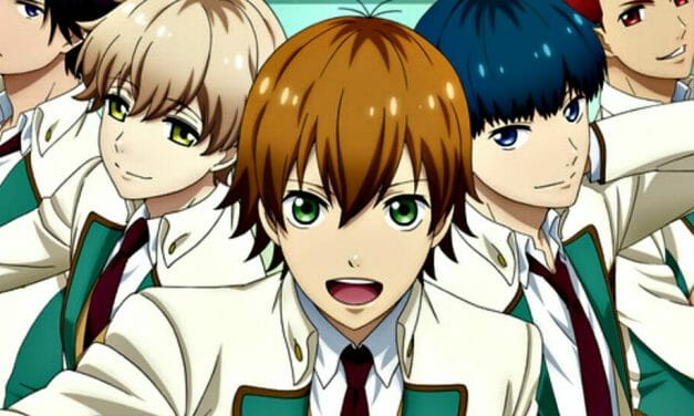 Starmyu Anime Gets Third Season & Stage Show in 2019