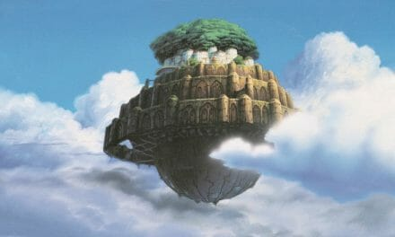 Win a Pair of Tickets to See Anime Classic Castle in the Sky