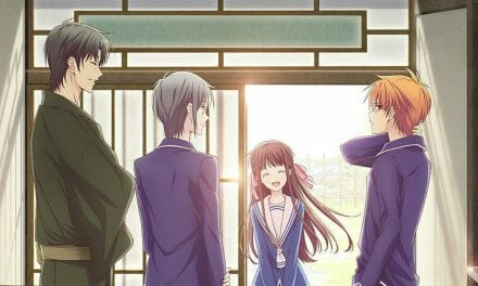 2019 Fruits Basket Airs in April