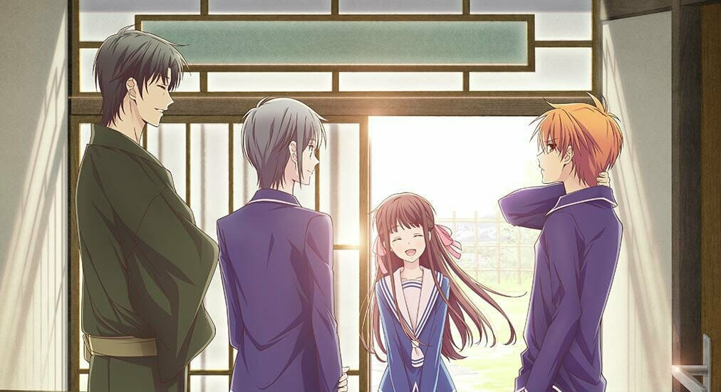 Fruits Basket Anime Gets Remake TV Series; First Visuals, Cast, & Crew Revealed