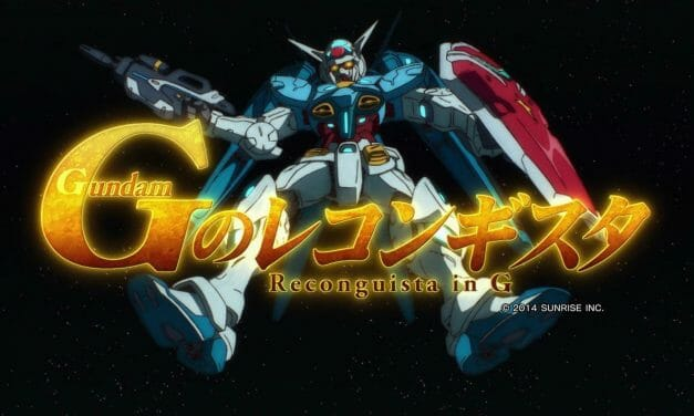 Gundam Reconguista in G Gets Compilation Film Project in 2019