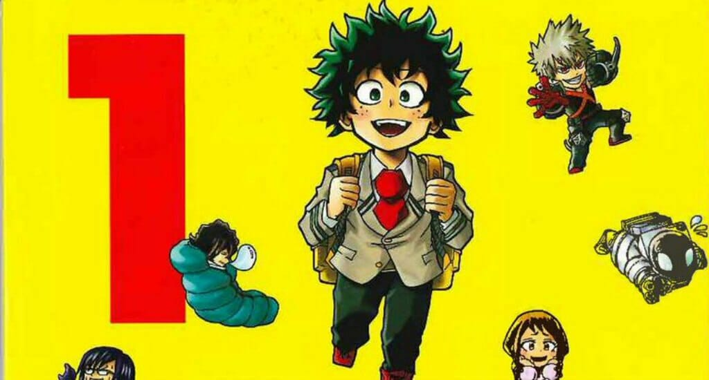 Viz Media Adds My Hero Academia: Smash!!, 3 More