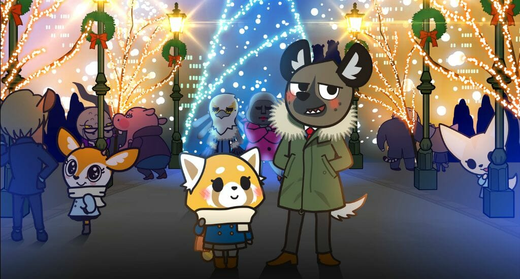 Netflix Announces Aggretsuko: We Wish You A Metal Christmas For 12/20/2018