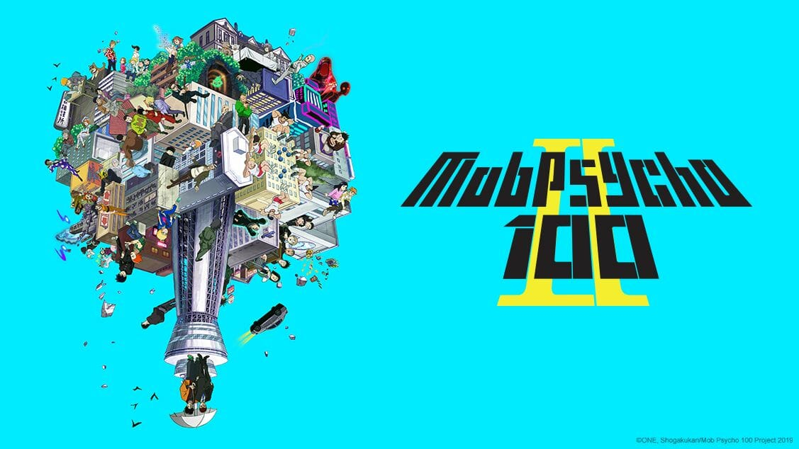 Funimation to Stream Mob Psycho 100 II Dub
