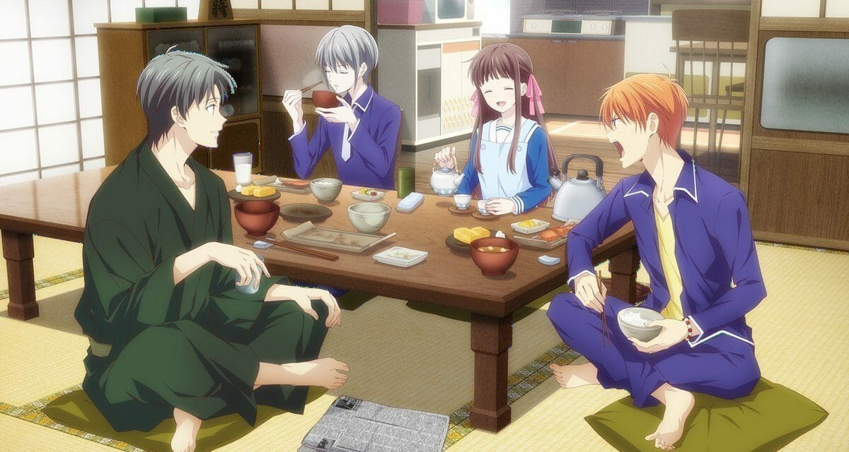 2019 Fruits Basket Anime Reveals New Trailer, Key Visual, Theme Songs
