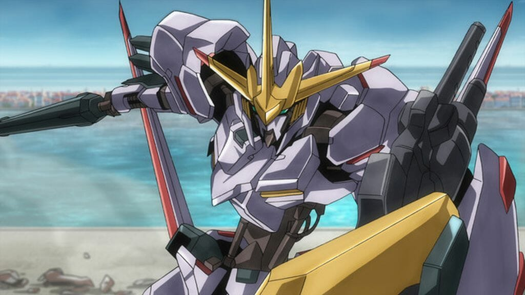 Mobile Suit Gundam: Iron-Blooded Orphans Gets Spinoff App & Anime