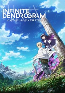 Infinite Dendrogram Anime Visual