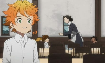 The Herald Anime Club Meeting 89: The Promised Neverland, Episode 2
