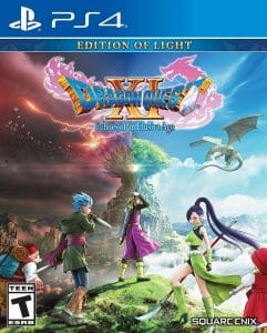 Dragon Quest XI PS4 Boxart