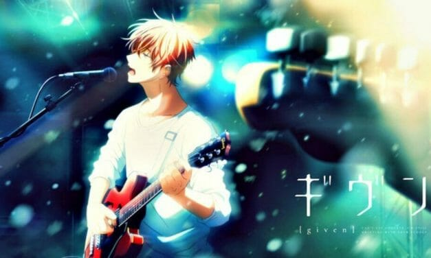 "Natsuki Kizu's ""Given"" Gets Anime TV Series in July 2019"