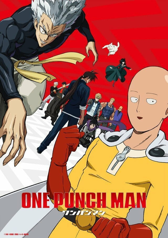 One-Punch Man 2 Visual
