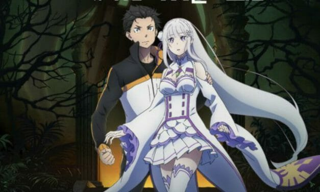 Re:ZERO Season 2 Airs in April 2020