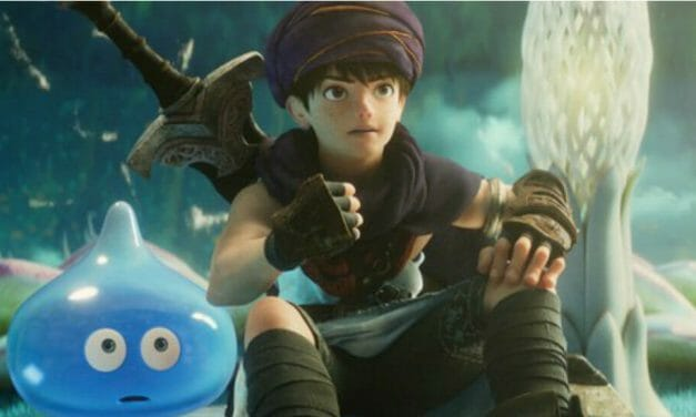 Dragon Quest: Your Story Film Gets New Trailer & Visual