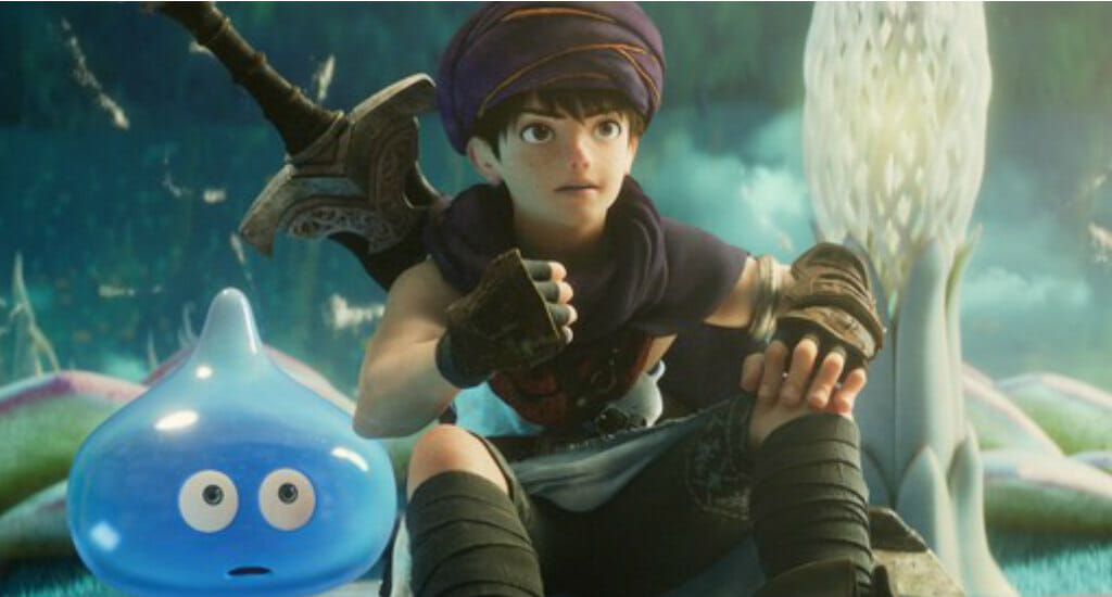 Dragon Quest: Your Story Film Gets Main Cast & 2 Trailers