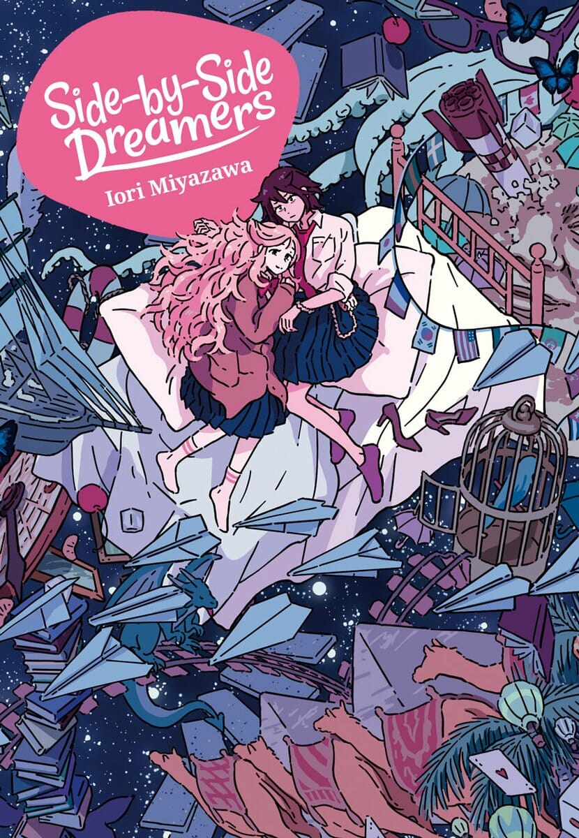 Side-By-Side Dreamers Volume 1 Cover