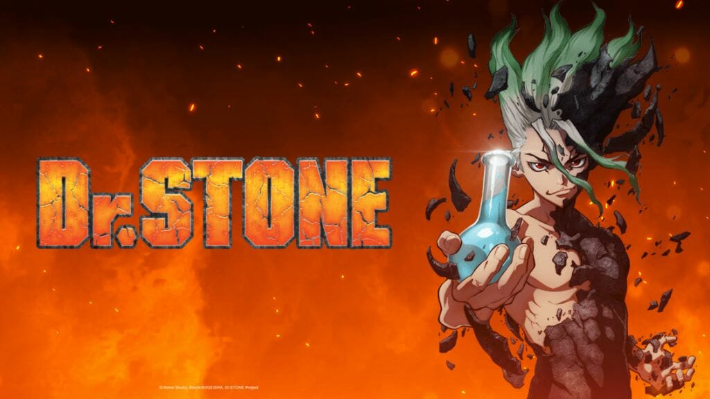 Dr. Stone Anime Gets Second Season