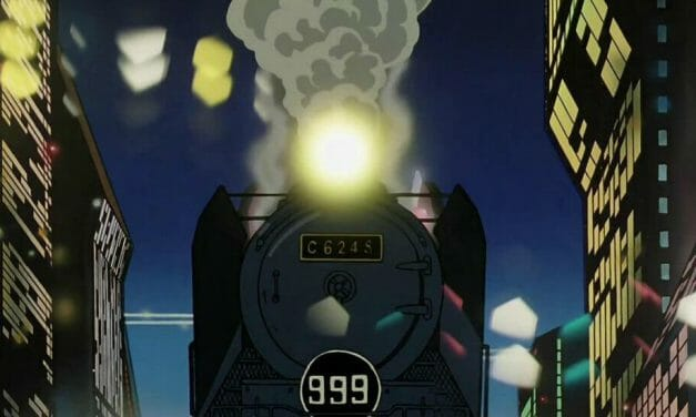 Trains, Horror, and Video Tape: An Anime Origin Story