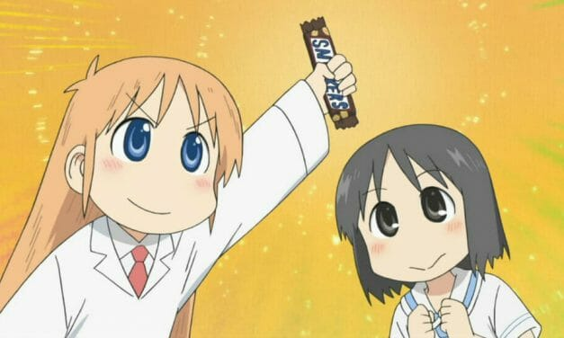 Leah Clark, 1 More Join Funimation's Nichijou Dub Cast