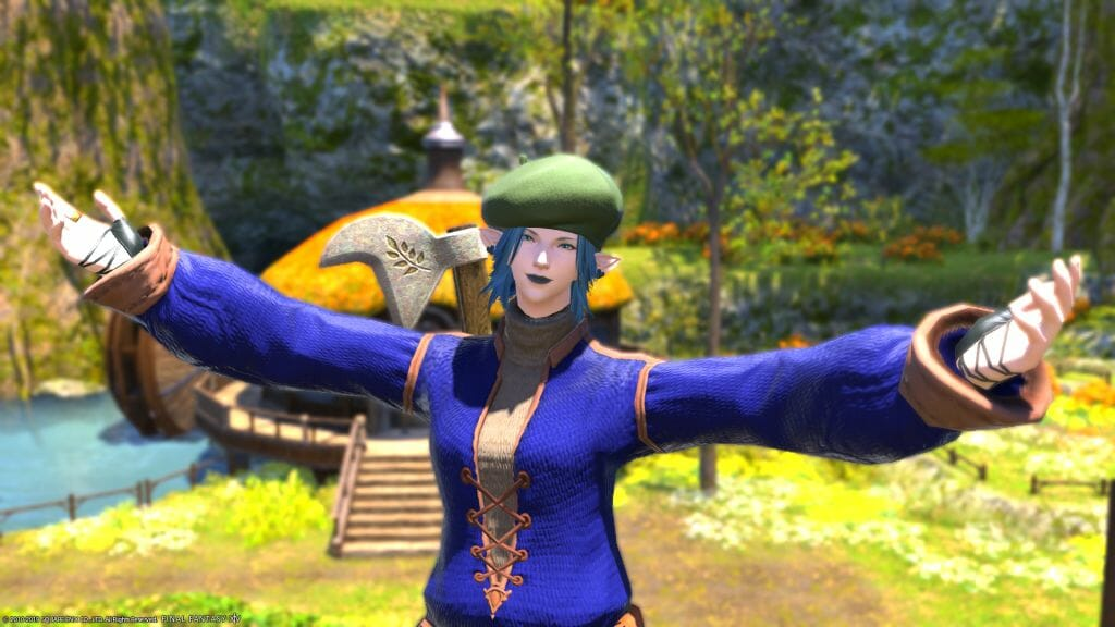 The Skye's The Limit: A Final Fantasy XIV Travelogue – 5/25/2019