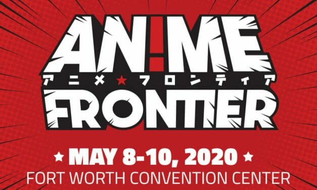 "LeftField Media Reveals ""Anime Frontier"" Convention in Fort Worth, TX"