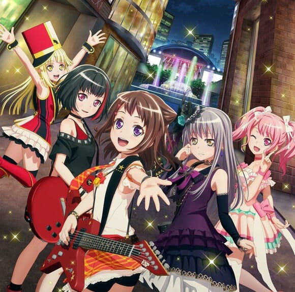 Bang Dream Film Live Visual