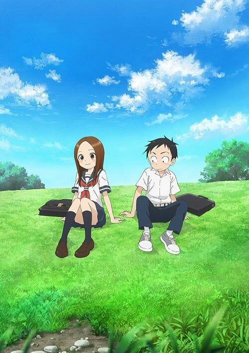 i Jozu no Takagi-san Season 2 Visual