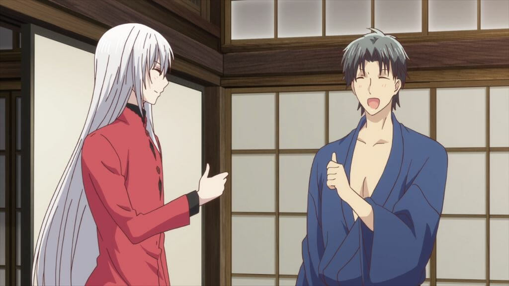 Fruits Basket Episode 013 Still