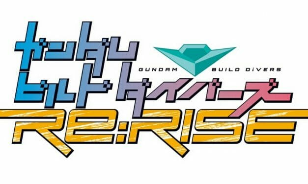 Gundam Build Divers Re:RISE Gets New Trailer, Visuals, & Staff