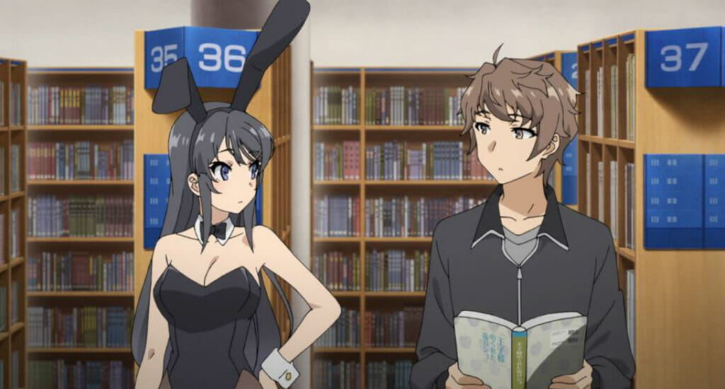 "Aniplex of America Streams Subbed ""Bunny Girl Senpai"" Movie Trailer"
