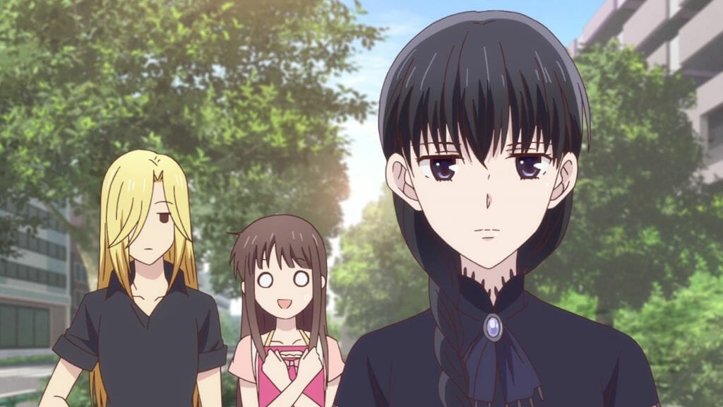 Fruits Basket Episode 017 Still