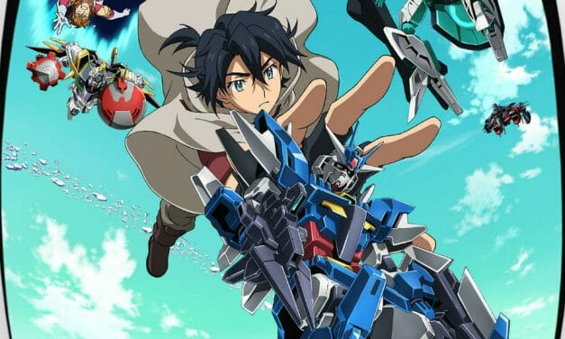 Gundam Build Divers Re:RISE Anime Gets Main Voice Cast