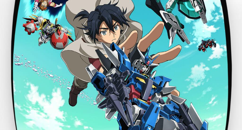 Gundam Build Divers Re Rise Anime Gets Main Voice Cast Anime Herald