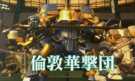 Sega Streams Project Sakura Wars Character Song For Lancelot