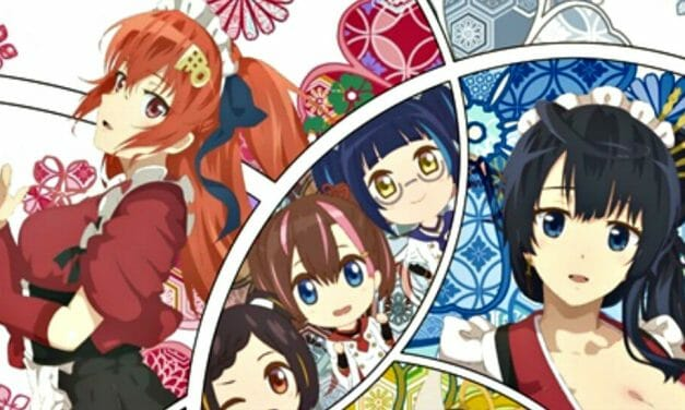 """Tenka Hyakken"" Anime Gets Cast, Crew, & Visual"