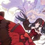 """Date A Live Fragment: Date A Bullet "" Light Novels Get Anime Adaptatoin"