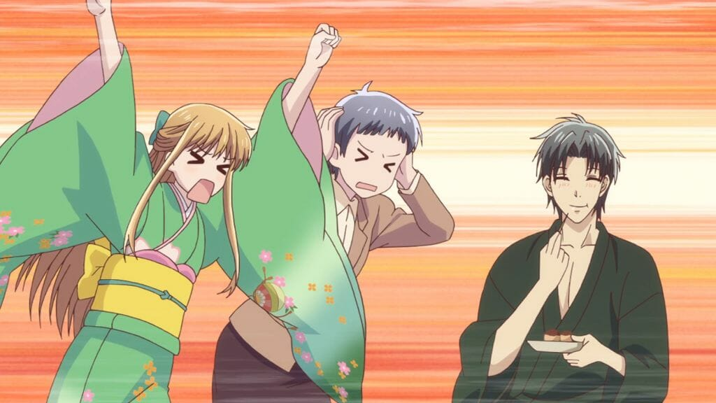 Fruits Basket Episode 019 Still