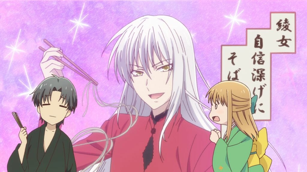 Fruits Basket Episode 19 Still