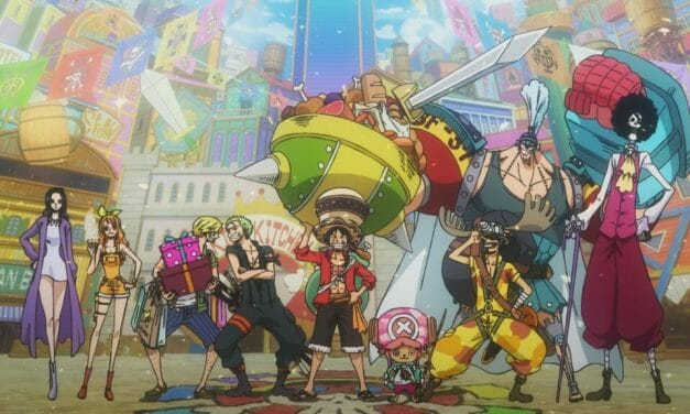 Funimation Streams One Piece: Stampede Dub Trailer