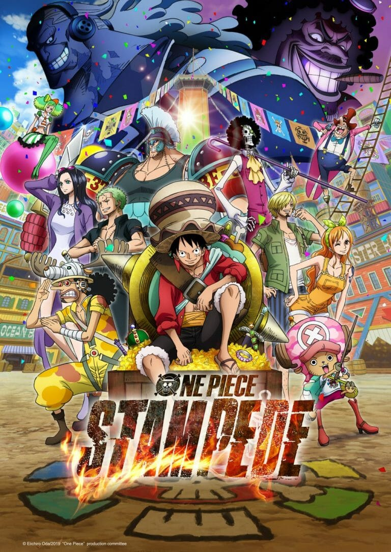 Funimation Unveils One Piece: Stampede Dub Cast - Anime Herald