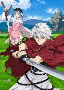 Plunderer Anime Visual