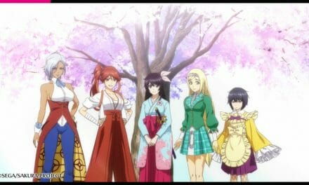 Project Sakura Wars Gets Anime TV Series in 2020